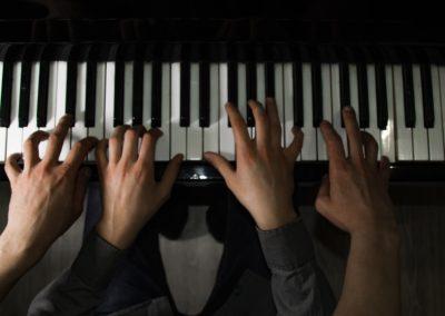 Reconstruction Karl van Beethoven Sonata Piano Four Hands
