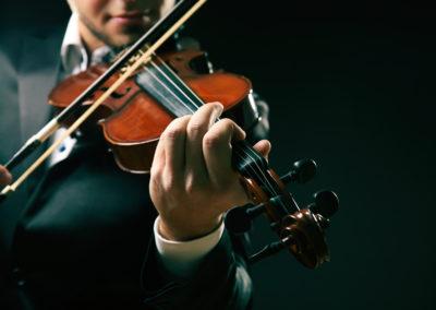 Reconstruction of Beethoven Violin Concerto in C major