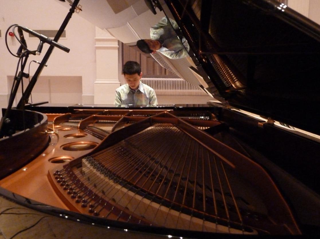 Beethoven Fantasia Sonata recording