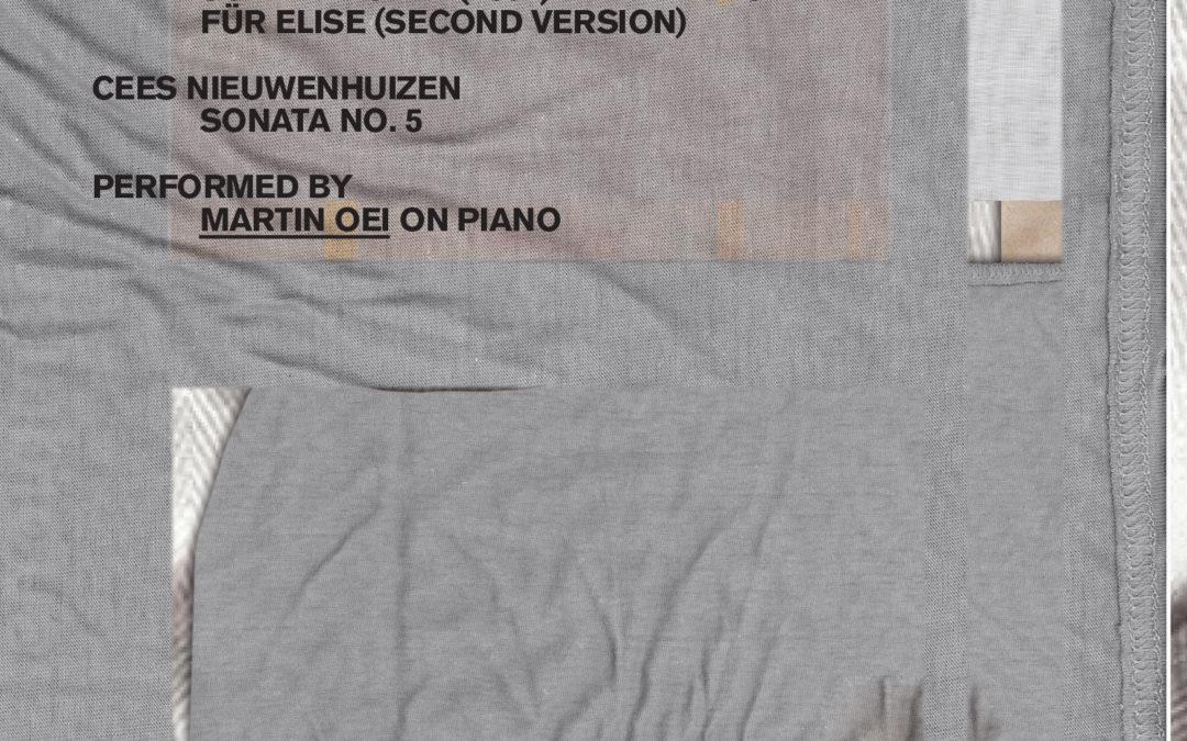 Beethoven Fantasia Sonata recorded on CD