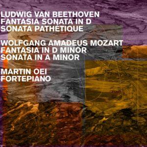 CD Martin Oei with Fantasia Sonata